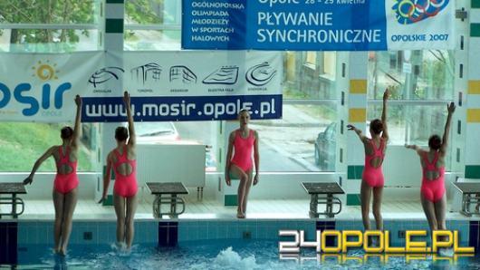 Pływanie synchroniczne