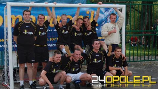 Finał VII Turnieju Piłki Nożnej UO