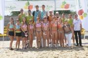 XX Finał Grand Prix Opolszczyzny w Siatkówce Plażowej 2016