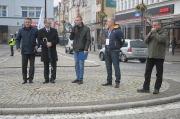 Protest Przeciw Powiększeniu Opola - III Miesięcznica Pogrzebania Demokracji na Opolszczyźnie