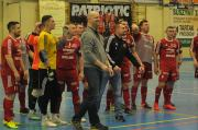 Berland Komprachcice 3:0 AZS Lublin