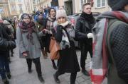 Polonez Maturzystów na Rynku w Opolu 2017