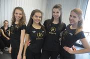 Miss Opolszczyzny 2017 - Przygotowania choreografii
