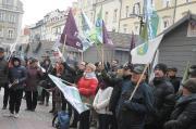IX Miesięcznica Pogrzebania Demokracji na Opolszczyźnie
