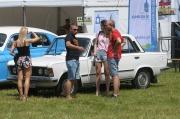 X Zlot Oldtimerów - Pojazdów Zabytkowych w Dobrzeniu Wielkim