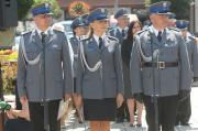 Wojewódzkie Obchody Święta Policji w Krapkowicach