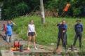 Manewry z ratownictwa wodnego na Odrze