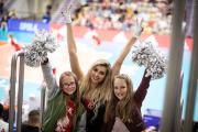 Polska 2:3 Włochy - Siatkarska Liga Narodów kobiet - Opole 2019