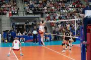 Polska 3:1 Niemcy - Siatkarska Liga Narodów kobiet - Opole 2019