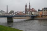 Międzynarodowy transport wodny przez Opolszczyznę