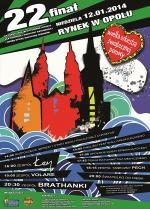Orkiestra Owsiaka zagra po raz 22. Jakie atrakcje w Opolu?