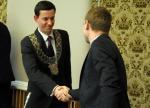 Ogłaza odwołany, Ociepa nowym przewodniczącym Rady Miasta Opola