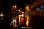 Potrącenie pieszego w Brzegu. Policja pokazuje nagranie i apeluje o ostrożność.