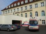 18-latka z podejrzeniem odry trafiła do Szpitala Wojewódzkiego