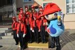 Rozpoczęły się XX Międzynarodowe Spotkania Młodzieżowych Drużyn Pożarniczych
