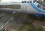 Rowerzysta wjechał pod Pendolino na przejeździe w Opolu