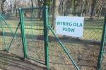 Wybieg dla psów przy ul. Wrocławskiej już otwarty