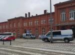 Alarmy bombowe na stacjach PKP w powiecie brzeskim