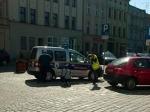 Mężczyzna ostrzelał radiowóz straży miejskiej w Głuchołazach