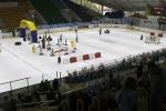 Lodowy tor przeszkód czyli ice cross na Toropolu