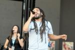 Mesajah pierwszy raz na opolskim festiwalu
