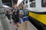 Pielgrzymi z diecezji opolskiej pojechali na Światowe Dni Młodzieży do Krakowa