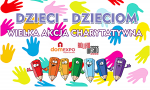 Dzieci Dzieciom - wielka akcja charytatywna w DomEXPO