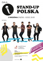 Zbliża się Gala Stand-Up. To pierwszy taki kabareton w Opolu!
