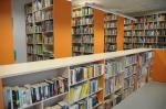 Biblioteka Obcojęzyczna otwarta w nowym miejscu