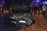 3 osoby ranne w wypadku w Żelaznej