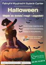 Halloween w Solaris Center - kreatywne warsztaty dla dzieci