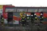 Awaria autokaru wymagała interwencji strażaków