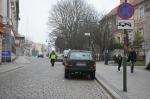 Ulica Osmańczyka jest dwukierunkowa. Zmiana zaskoczyła kierowców.