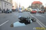 Poszukiwani świadkowie tragicznego wypadku w centrum Opola