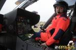 Helikopter LPR lata nad Opolszczyzną już od miesiąca