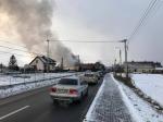 Pożar budynku gospodarczego, w akcji blisko 30 strażaków