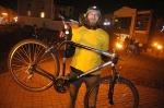 Rowerem można jeździć także zimą