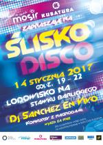 Ślisko Disco - wyjątkowa impreza pod gołym niebem