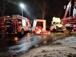 Tragiczny wypadek na trasie Opole - Nysa