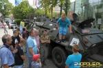 Wojskowa grochówka i pokazy sprzętu na sobotnim pikniku dla opolan