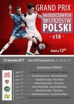 W sobotę turniej futsalowy Młodzieżowych GP Polski