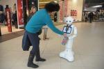 W Opolu wolontariuszem WOŚP został... humanoidalny robot