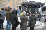 Na Placu Wolności ruszyła muzyczna scena WOŚP