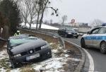 Groźny wypadek na skrzyżowaniu w Reńskiej Wsi