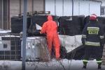 Zatrzymano właściciela nielegalnego składowiska chemicznych odpadów