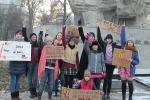 Tańcząc protestowały przeciwko gwałtom