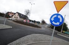 Nowe ronda na trasie Opole - Kluczbork