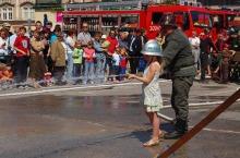 Dzisiaj dzień św. Floriana, patrona strażaków