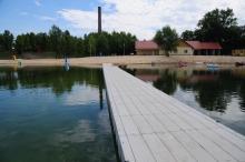 Bolko po przebudowie. Kąpielisko czeka teraz na zakończenie odbiorów technicznych.