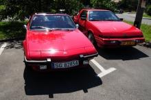 Fiat X1/9.